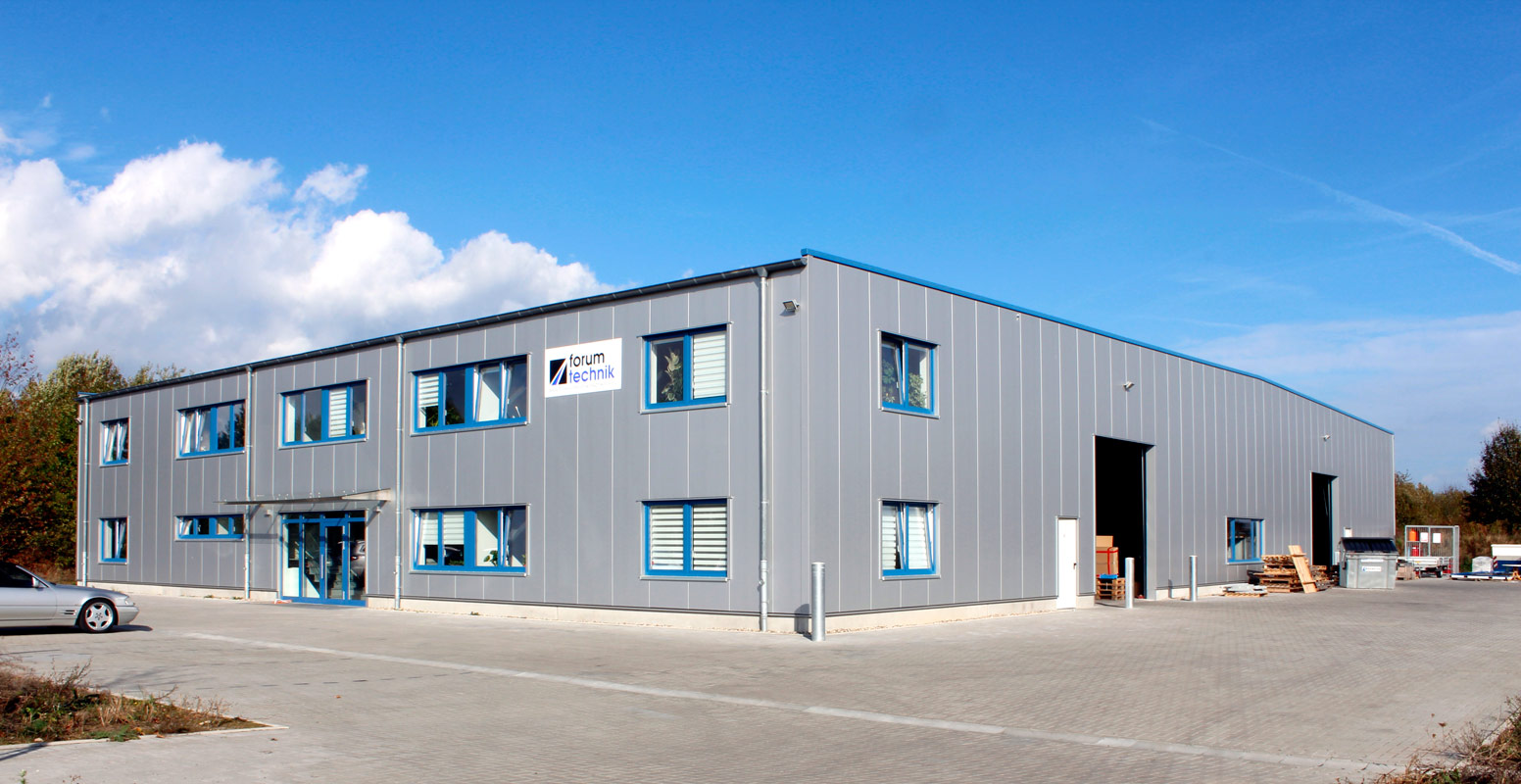 Forum Technik Produktionsstätte in Pattensen